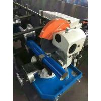 Best Circle Downspout Pipe Roll Forming Machine With Transducer 5.5m×1.05m×1.3m wholesale