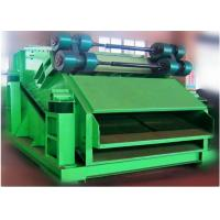 Best Green Cold Sinter Mining Vibrating Screen 100-250 Tons Per Hour Wear Resisting wholesale