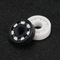 Best High temperature fast speed full ceramic ball bearing 608 with ZrO2,Si3N4 material wholesale