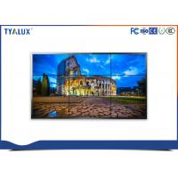 """Quality 47"""" 2X2 Indoor 4k LCD CCTV video wall display touch screen 500 nits wholesale"""