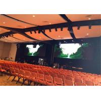 Best Large Electronic Signs Outdoor Rental Led Display For Stage Concerts Events CE / FCC wholesale