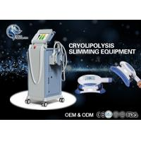 Best 10.4 Inch Touch Color Screen Cool Tech Fat Freezing Machine / Cryolipolysis Equipment wholesale