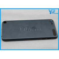 Best Black iPod Touch Spare Parts for iPod Touch 5 Back Cover With Apple Logo wholesale