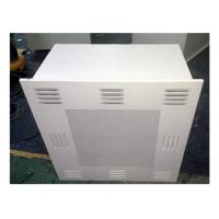 Best Customized Dimension HEPA Filter Box / HEPA AIR Diffuser For Clean Room wholesale