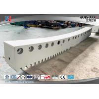 Best 18CrNiMo7-6 34CrNiMo6 4140,carburizing treatment Splicing arc rack wholesale
