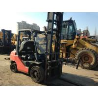 supply good condition used TOYOTA 8F 3T forklift ,original 2Z engine