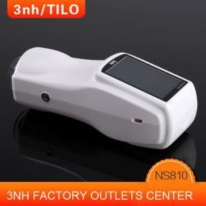Best Portable colour spectrometer paint color-matching machine chroma meter NS810 wholesale