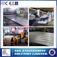 Buy cheap Hign Speed 400m / Min Steel Coil Slitting Machine GI SS Raw Material from wholesalers