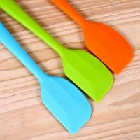 China Silicone Spatulas Set | Rubber Spatula Kitchen Utensils Non-Stick for Cooking, Baking and Mixing on sale