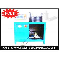 Best Air Shock Absorber Hydraulic Hose Crimping Machine 380V 4KW Power 100T Crimping Force wholesale