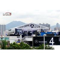 Buy cheap Transparent tent event tent liri tent for exhibition, wedding, outdoor events from wholesalers