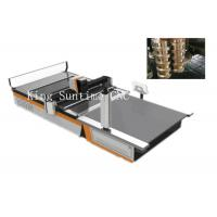 Quality Stainless Steel Cutting Head Automatic Cloth Cutting Machine 16 - 25kw Power wholesale