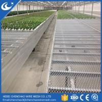 Best greenhouse rolling benches seedbed systems for commercial greenhouse wholesale