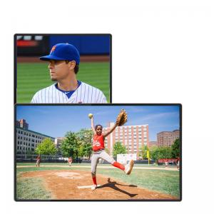 """Best 27"""" 32"""" 43"""" 49"""" Win 10 LCD Wall Mount Digital Signage 1100/1 1920x1080 wholesale"""