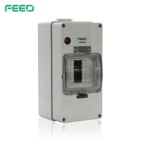 Best High Strength Press Type ABS MCB Enclosure Box wholesale