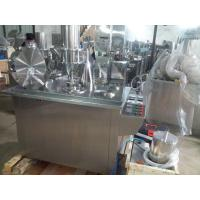 China Semi Automatic Capsule Filling Machine Stainless Steel For Powder Or Granule on sale
