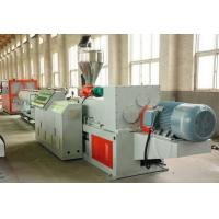 Best Spiral Steel Wire Reinforced PVC Pipe Extrusion Machine One Stop Service wholesale