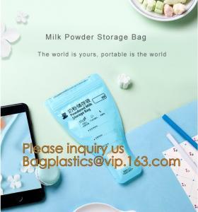China Baby Milk Powder Storage Bag Milk Powder Packing Bag Wholesale,BPA free breast milk storage bag,Milk Powder Storage Bag on sale