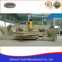 Best Automatic Marble / Granite / Stone Cutting Machine High Precision wholesale