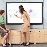 Best 55 Inch LCD Writing Board For Office / Meeting Room wholesale