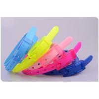 Best Promotion Silicone Belt Colorful Silicone Rubber Belt wholesale