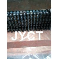 China High Frequency Welded Sprial Steel Fin Tube , Integral Helical Finned Tubes on sale