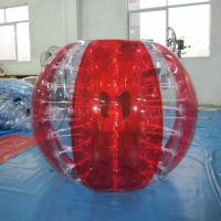 Quality 14kg PVC Inflatable Sports Games Body Zorb Ball Inflatable Interactive Games wholesale