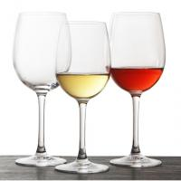 Best 580ML crystal stemware wine glasses wholesale wholesale