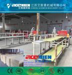 Best WPC/PVC wood panel plastic profile production line making machine wholesale