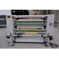 Quality Automatic BOPP Tape Slitting Machine With High Speed , Paper Roll Slitting Machine wholesale
