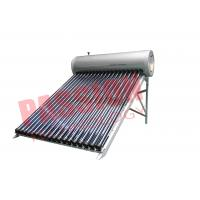 Best 180L Solar Hot Water Heating Systems For Homes wholesale