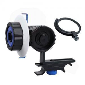 Cheap Dslr rig movie kit with shoulder mount+Hand Grip+Follow Focus+Matte BoxFor Camcorder for sale