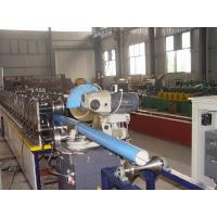 Quality High Frequency Downspout Roll Forming Machine For Window / House wholesale