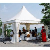 Garden 5X5 Small Portable Gazebo Tent Pagoda With Galvanized Steel Connector
