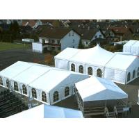 Details of 6m x 20m straight wall tent for outdoor event for Cheap wall tents for sale