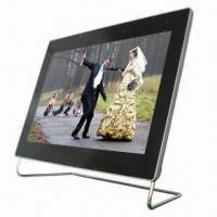 Best 10.1-inch Digital Photo Frame with 1,024 x 600 Pixels Resolution wholesale