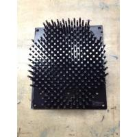 Best Highly Difficult 6063T5 Black Anodized Heatsink Cnc Machining Part With CNC Machining Drilling And Milling wholesale
