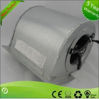 Best Double Inlet High Flow Forward Curved Hot Air Industrial Centrifugal Exhaust Fan wholesale