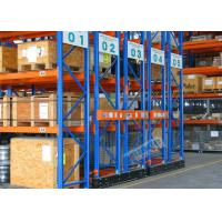 Best Mobilized Automated Industrial Pallet Racking Weight Capacity 32000 Kg For Warehouse wholesale