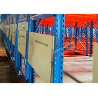 Best Electric Mobile Shelving Racks , Customized Material Storage Racks ISO CE Certificated wholesale