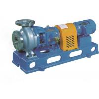 Buy cheap Mechanical Seal Chemical Process Pump For Convey Corrosive Liquid / Water from wholesalers