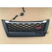 Buy cheap Fortuner Accessories TRD Front Grill With LED Lights For Toyota Fortuner 2018 from wholesalers