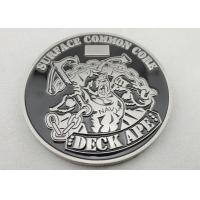 Best Soft Enamel Nickel Plating DECK APE Coin / Zinc Alloy Metal Personalized Coins for Awards Gift wholesale