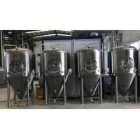 Best Customizable Micro Home Craft Brewing Equipment Plant 500 Liter Brewery wholesale