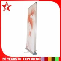 Cheap Advertising Double Sides Retractable Display Banners 31.5*78.7 Inches for sale