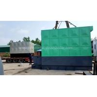 Buy cheap Durable Coal Fired Thermal Oil Boiler System High Heat Efficient For Wood from wholesalers