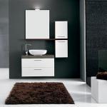 Best Modern bathroom cabinet wash basin C-906A wholesale