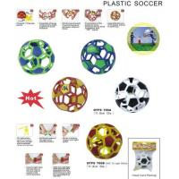 Cheap Plastic Soccer for sale