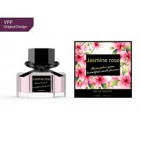 Best Eau De Toilette Perfume Garden Jasmine Rose 30ML FEMALE Floral FOB wholesale