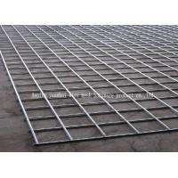 Best Concrete Reinforcement Welded Mesh Panels Weaving With Electric Galvanized Iron Wire wholesale